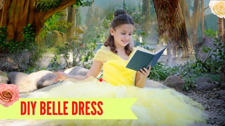 DIY Belle Beauty and the Beast Disney Costume TUTU | disney costumes for men | disney costumes diy | disney costumes for couples | disney costume ideas | Disney Costumes | Disney Costume Tutorials | Disney Costumes and Sewing | Disney Costumes |