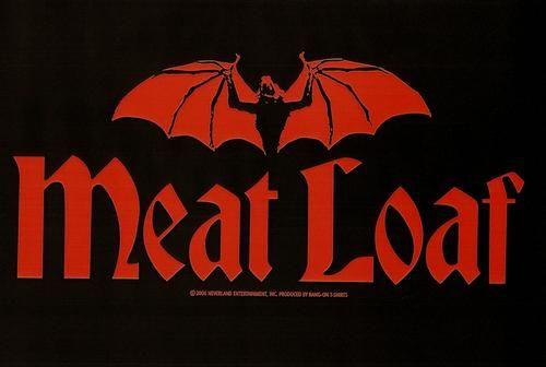 Meat Loaf Band Logo Music Pinterest Meat Loaf