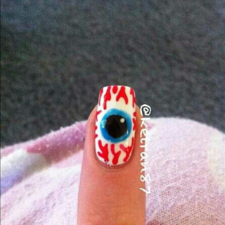 72 best Eye Love Nail Art! images on Pinterest   Eyes, Makeup and ...