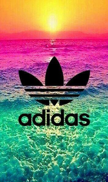 Fond d'écran adidas mer multicolore – #adidas #décran #Fond #fondecran #mer