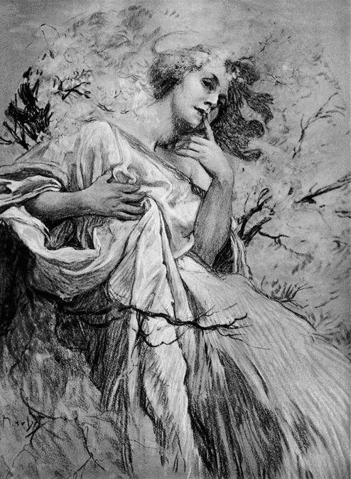 "OcéanoMar - Art Site : Alphonse Mucha ""Alfons Maria Mucha (24 July 1860..."