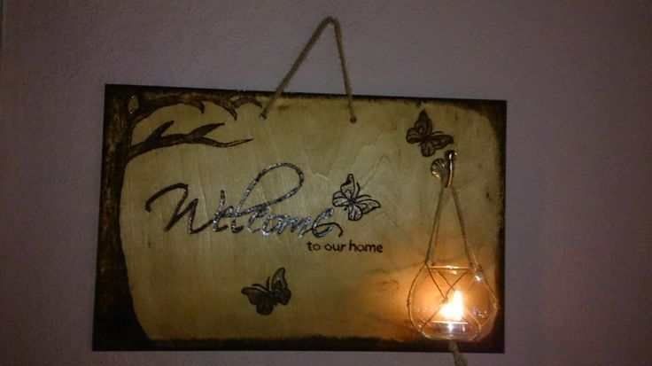 Pyrografy, welcome to our home