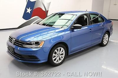 nice 2015 Volkswagen Jetta SE AUTO CD AUDIO ALLOY WHEELS - For Sale View more at http://shipperscentral.com/wp/product/2015-volkswagen-jetta-se-auto-cd-audio-alloy-wheels-for-sale/