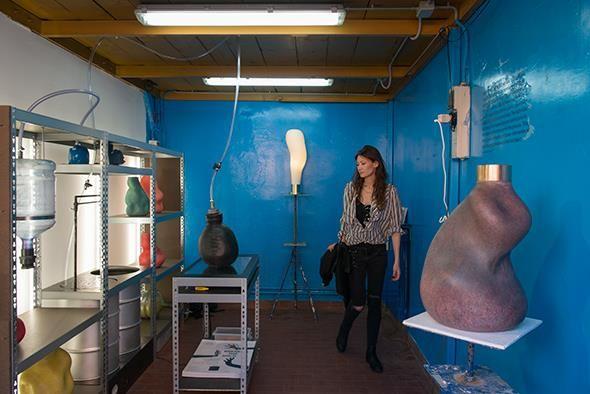 HandMade Industrials | Breaking the Mold | Salone del Mobile 2015 | Picture-credits Ilco Kemmere Fotografie
