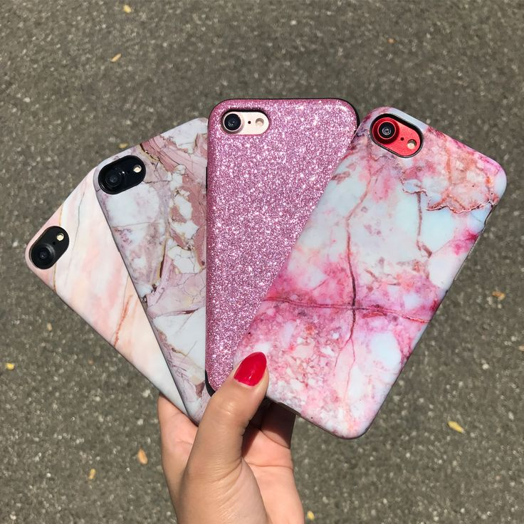 Making fireworks  Smoked Coral, Rose Marble, Pink Glam & Pink Lava for iPhone 7 & iPhone 7 Plus. Shop the entire collection from Elemental Cases