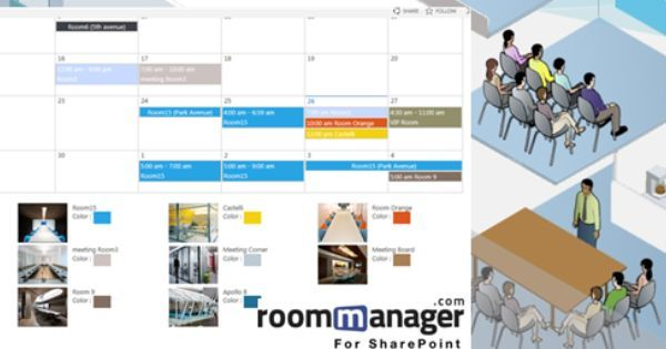 Professional room and video conference management software. Optimise the utilisation of your rooms and increase your efficiency. Room manager is a Switzerland based organization provides helps worldwide. For more details mail us info@roommanager.com or call at +41 79 2180659.