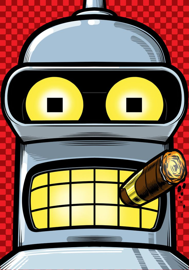 Bender by Thuddleston.deviantart.com on @DeviantArt