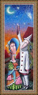 """Artist Zurab Martiashvili: 2010, """"Catcher STARS"""""""