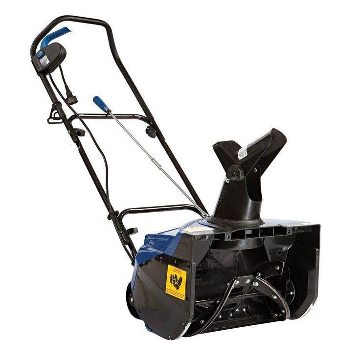 Snow Thrower Blower SJ622E Electric 18  Sweep 15 Amp Instant Start Gift For Him