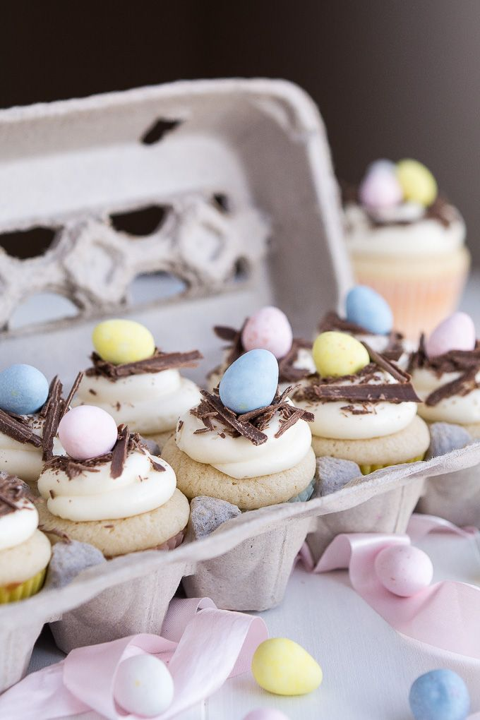 47 best gift ideas for easter images on pinterest easter food such a cute idea for easter make it even easier and pick up the cupcakes negle Gallery
