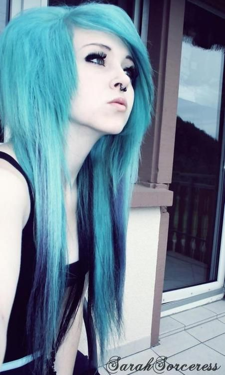 scene hair tumblr emoscene hairstyles pinterest