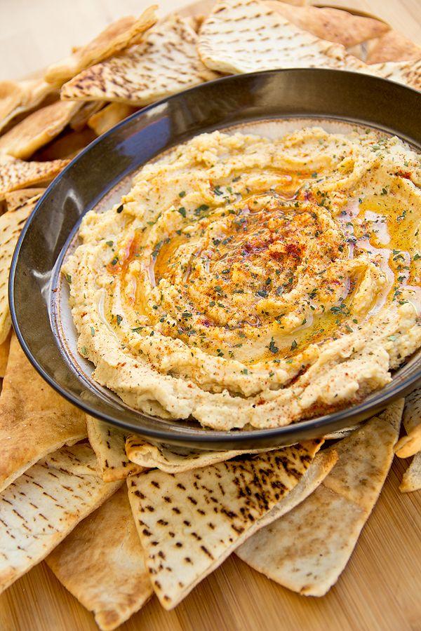 Zesty Hummus Dip