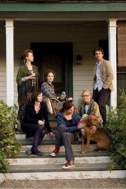The Jane Austen Book Club. I wish I were a member.