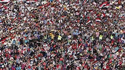 Five men rape journalist, 22, in Tahrir Square:  Operation Anti-Sexual Harassment said it had recorded 44 cases of sexual assaults and harassment against women on Sunday night alone, the highest number it had encountered since the group was formed in November 2012. Amnesty International said in a report last year that such attacks appeared to be designed to intimidate women and prevent them from fully participating in public life.
