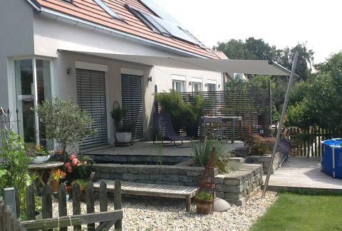 59 best Terrasse Garten images on Pinterest Backyard patio, Decks