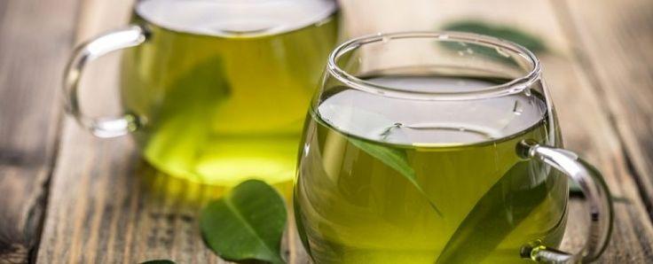 Best food to fight ED - green tea