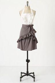 fancy apron or skirt