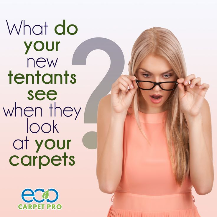 Eco Carpet Pro makes sure your carpet is ready for tenants. Be proud of your properties! #Carpet #PropertyManagement