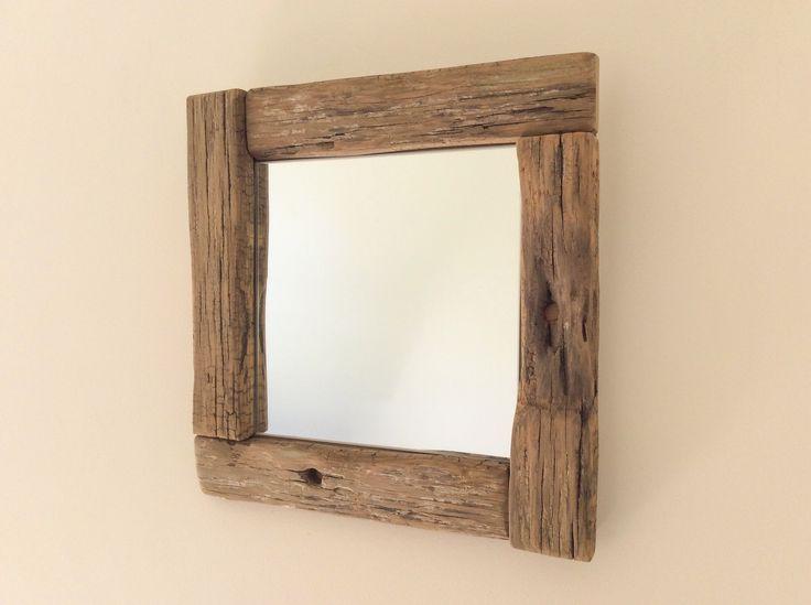 les 25 meilleures id es de la cat gorie miroir en bois On achat bois flotte brut