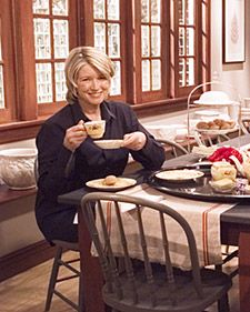 The Perfect Cup of Tea with Anton - Martha Stewart Living Television