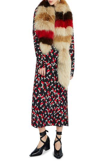 Marni Furs Pre Fall 2016 Look 10 on Moda Operandi