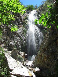 Bonita Falls, Rancho Cucamonga, CA