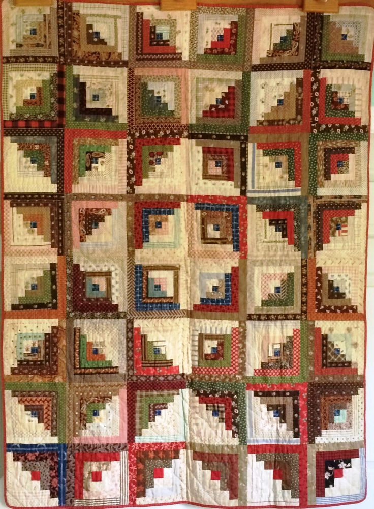 Here S Something I Was Not Aware Of And Apologies To Chellers Really Am Not Trying To Ignore H Log Cabin Quilt Pattern Log Cabin Quilts Log Cabin Quilt Blocks