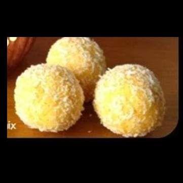 Recipe Apricot Balls by theroadtolovingmythermomix - Recipe of category Desserts