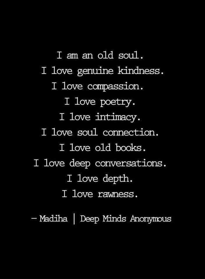 Deep Soul Connection Quotes