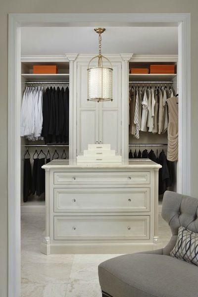 Organized and Elegant Dream Closet