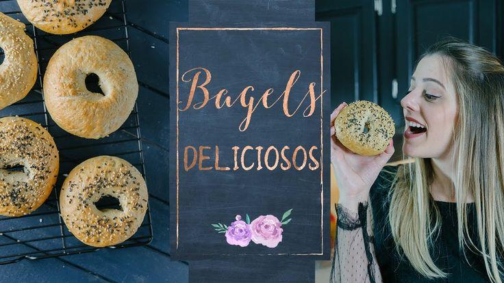 BAGELS - O pãozinho do café da manhã americano