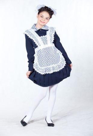 Школьные фартуки и школьные платья для выпускниц на последний звонок и 1 Сентября.