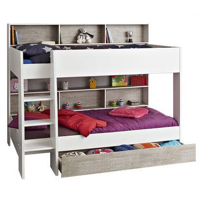 Pi di 25 fantastiche idee su arredamento letto a castello su pinterest letti a castello per - Ikea letto a castello mydal ...