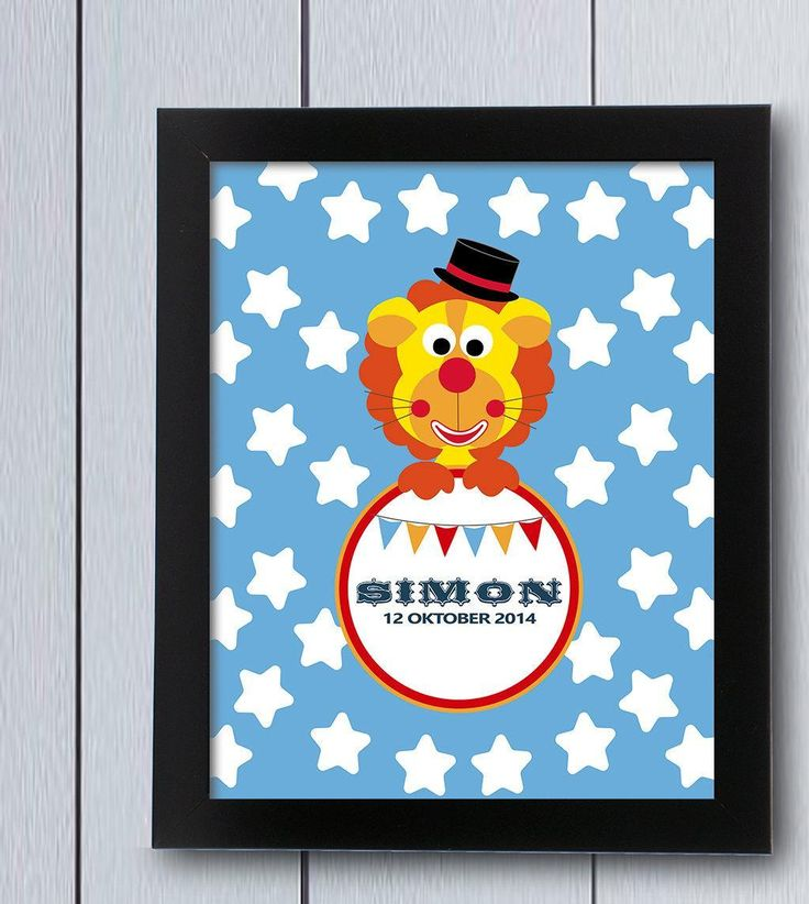 lion circus birthday guest book theme party / printable pdf / baby shower guestbook signature sign in ideas fingerprint children poster 1st - http://www.babyshower-decorations.com/lion-circus-birthday-guest-book-theme-party-printable-pdf-baby-shower-guestbook-signature-sign-in-ideas-fingerprint-children-poster-1st.html