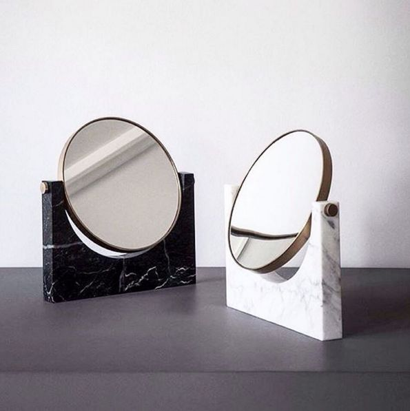 Design inspo  Vanity mirrors by @studiopepe_official  #design #inspiration