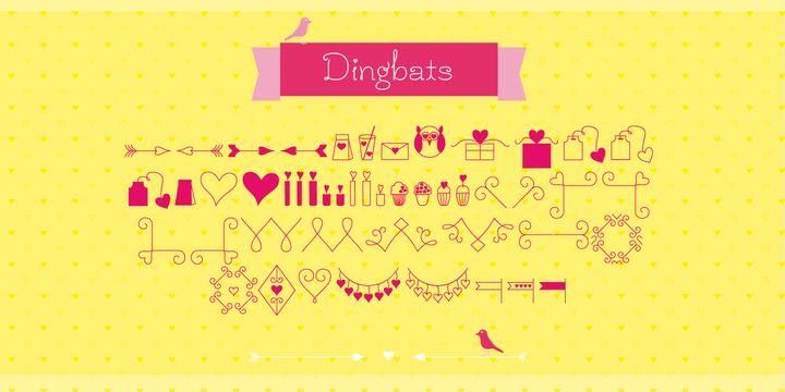 Love Story - Webfont & Desktop font « MyFonts