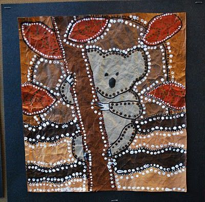 I have my painting students do this project.  I like it because I can talk about Australia and the history there.  My students really like it. (Dream Art aka dot paintings)