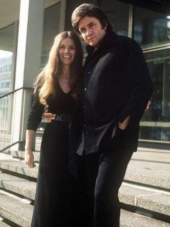 Johnny Cash and June Carter. They are also COUPLE GOALS!!!!!!!!❤️❤️❤️❤️