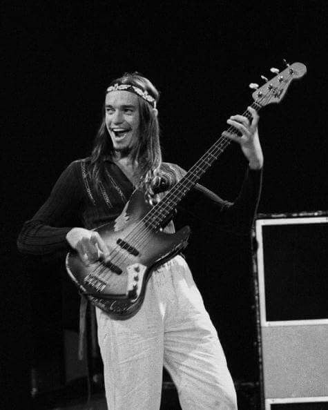 "John Francis Anthony ""Jaco"" Pastorius III :Weather Report"