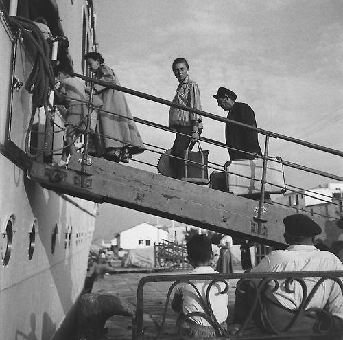 Ibiza Spain ca. 1955 Photo: Francesc Catala Roca
