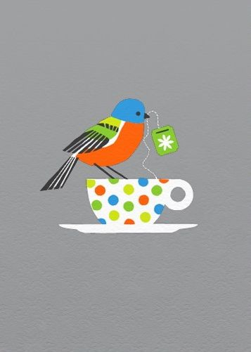 Painted Bunting by Bee Things
