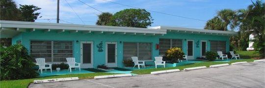 Driftwood Motel, Jensen Bch, FL