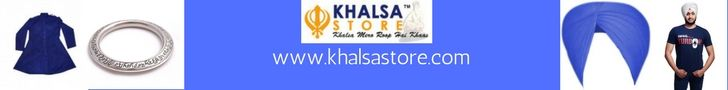 Khalsastore.com is the online store to provide Sikhism related goods and equipment, all over the World.