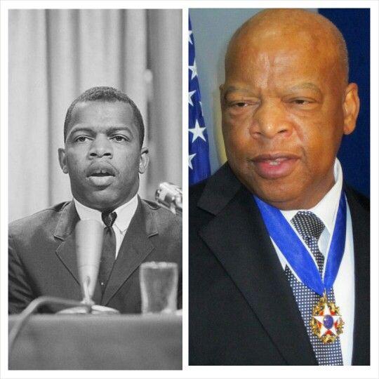 Civil Rights Leader--Congressman John Lewis (D-GA)