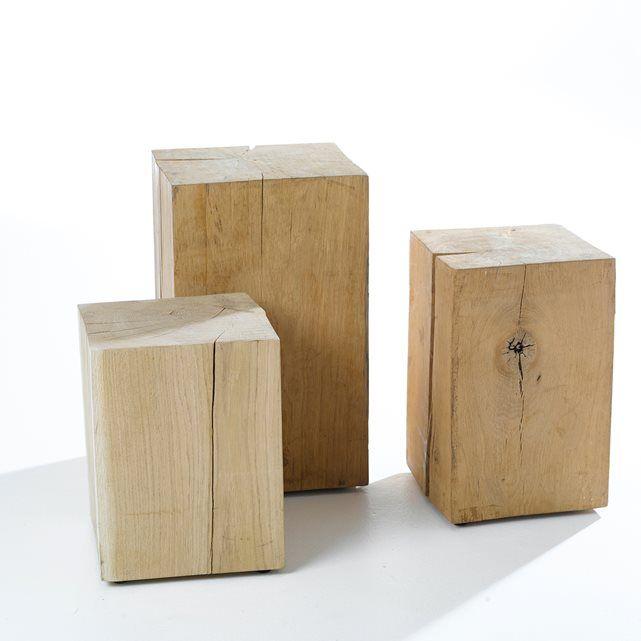 Les 25 meilleures id es concernant table basse chene massif sur pinterest table basse chene La petite table basse en bois brut