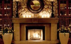 Rustic Fireplace Mantel Decorating Ideas Decorating Fireplace Mantels Ideas And Pictures — Interior And