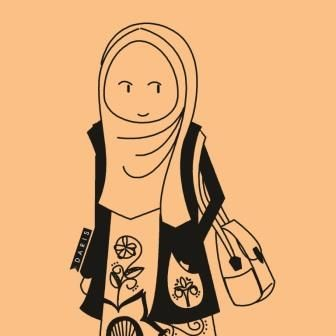 the other one of muslimah character :)