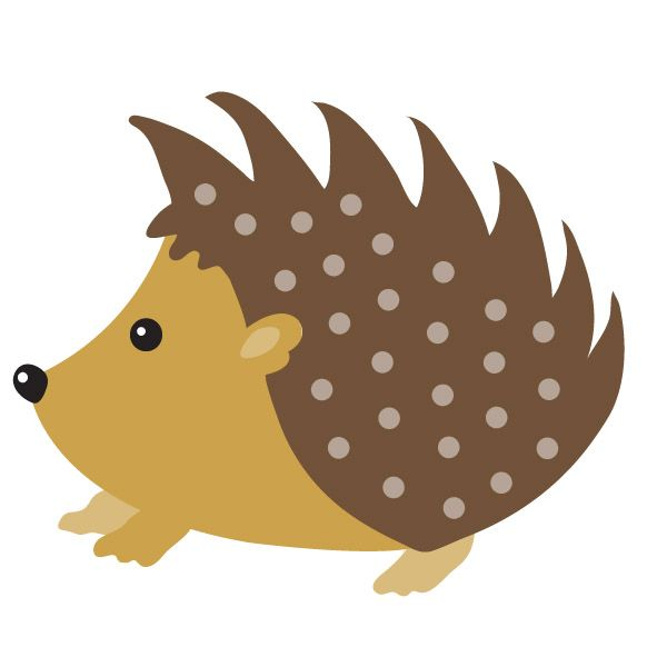 Image Result For Woodland Character Printable Pictures Hedgehog Animal Critter Animals
