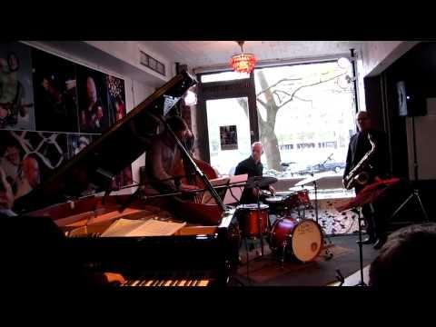 Jussi Lehtosen kvartetti irrotteli Koko Jazz Clubilla, Siltavuorenranta 18, Helsinki 19.5.2011