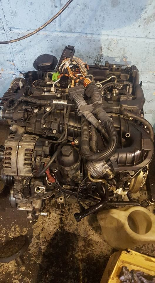 Mercedes E220 2011 651 Engine Nearly Rebuilt https://www.enginefitters.co.uk/make/mercedes/engines